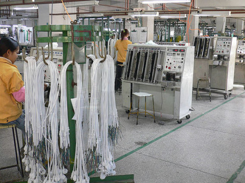 Plug and Cable factory